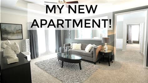 new appartment my new house apt tour youtube