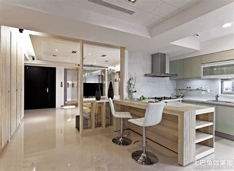 Modern Wet Kitchen Design by