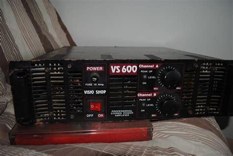 visio shop vs 200 visio shop vs 200 audiofanzine