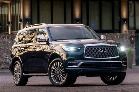 reviews on infiniti qx80 2018 infiniti qx80 reviews and rating motor trend