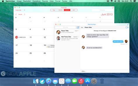 design clothes mac os x os x 10 10 takes ios 7 direction focuses on user