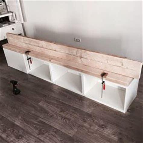 besta pimpen pimpish diy ikea hack meubels pimpen met steigerhout