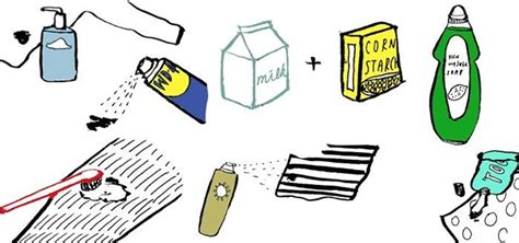 10 easy diy methods for removing ink stains with household