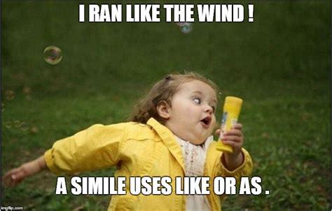 Meme Generator Girl - little girl running away imgflip