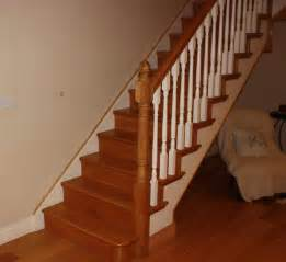 Wood Banisters For Stairs Wood Stair Banisters Http Www Vissbiz Com How To