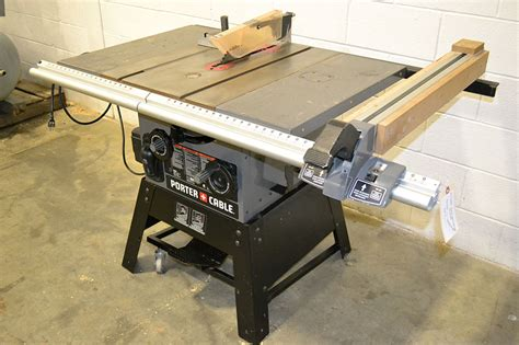 porter cable pcb270ts 10 quot table saw the equipment hub