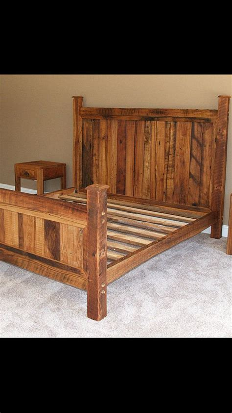 Handcrafted Bed Frames - hey i found this really awesome etsy listing at https