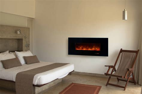 electric fireplace for bedroom modern flames al 58 quot ambience quality fireplace bbq