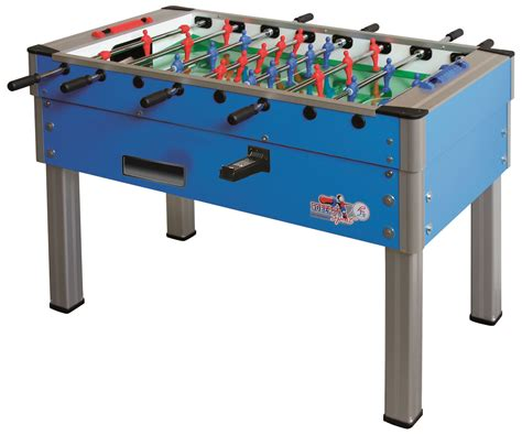 football on table roberto sport new c coin operated football table