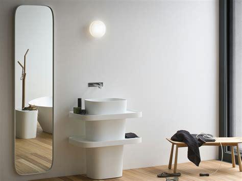 design bathroom mirror fonte bathroom mirror by rexa design design monica graffeo
