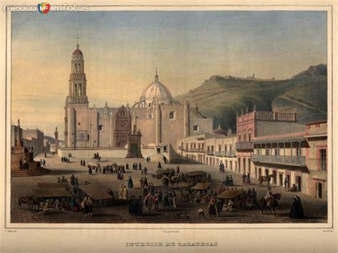 fotos antiguas zacatecas vista de la ciudad 1836 credito carl nebel zacatecas