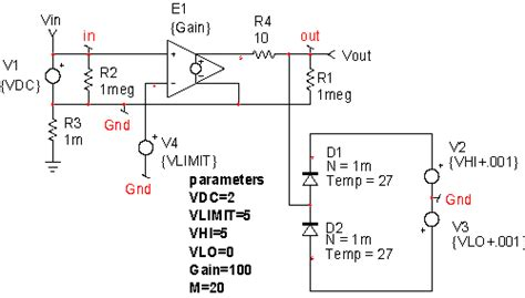 diode limiters and clers diode limiters function 28 images limiting and cling diode circuits mp study diode function