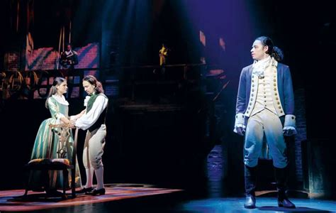An American Musical Hamilton Musical Dominates At Tony Awards Technique