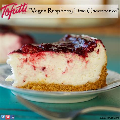 vegan raspberry lime cheesecake with coconut crust bakerita lime cheesecake raspberries and cheesecake on