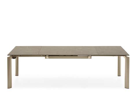 table calligaris modern extending table esteso calligaris cs 4099 m