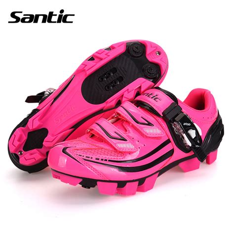 pink bike shoes womens cycling sandals spd new womens cycling