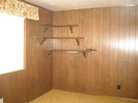 wood paneling ideas love our simple life bye bye wood paneling