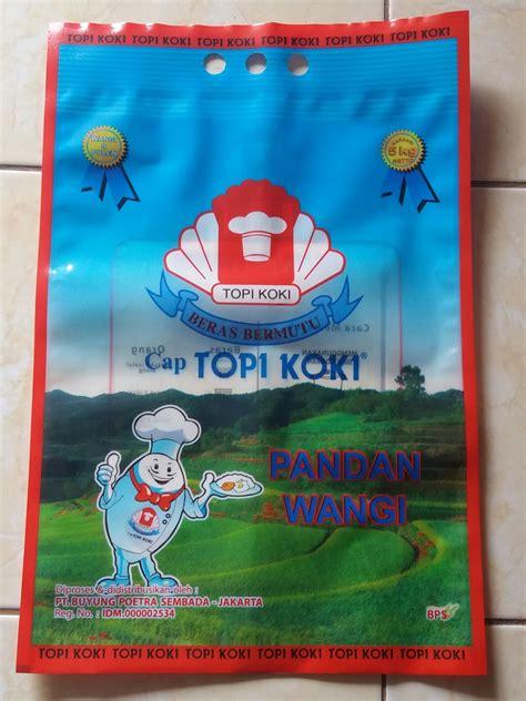 Plastik Kemasan Beras kantong beras 5 plastik kemasan pouch zipper kantong