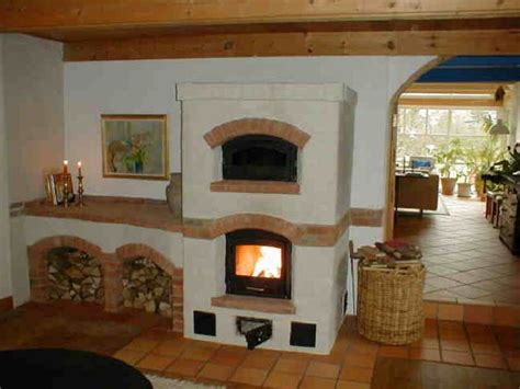 Indoor Pizza Oven Fireplace by Pizza Oven And Masonry Heater By Lars Helbro Of Denmark