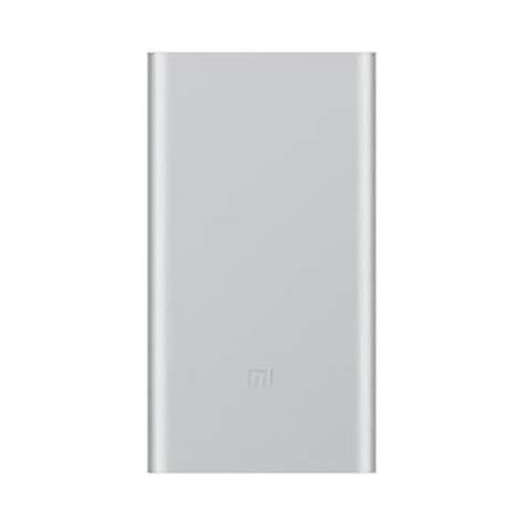 Powerbank Xiaomi 10000 Mah Slim Fast Charging jual xiaomi mi power 2 original fast charging powerbank silver 10000 mah harga