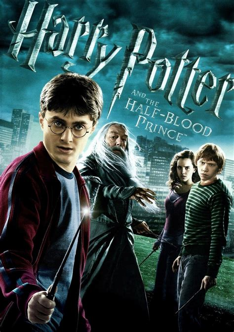 asfsdf harry potter and the half blood prince 2009