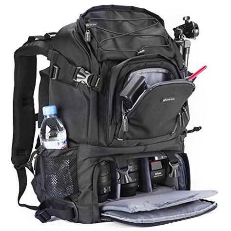 dslr backpack with tripod holder evecase large dslr laptop travel backpack