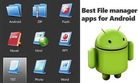 best file manager for android best 5 file manager apps for your android device