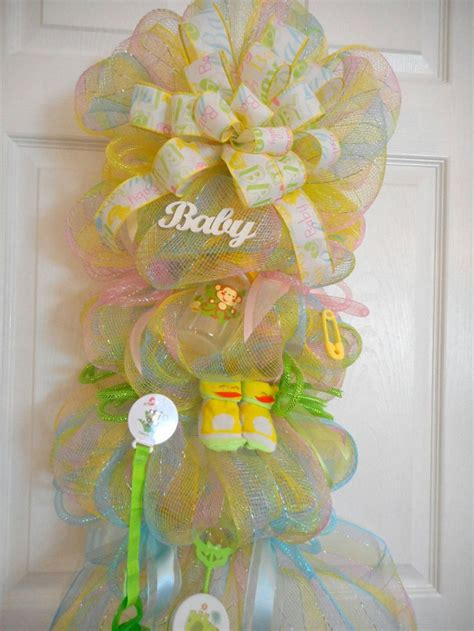 baby welcome home decoration 17 best images about welcome baby swags on pinterest