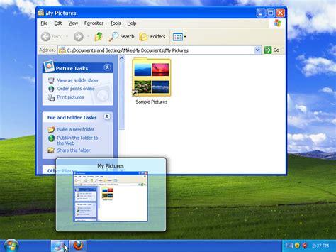 cara membuat genuine pada windows xp cara membuat taskbar windows 7 pada windows xp