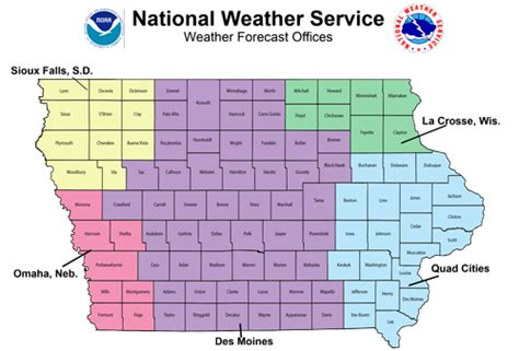 Iowa Homeland Security and Emergency Management   NWS