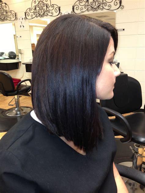 long tapered bob long inverted bob cabello pinterest bobs my hair