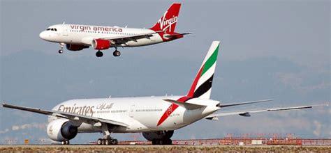 emirates earn miles emirates skywards virgin america elevate partnership