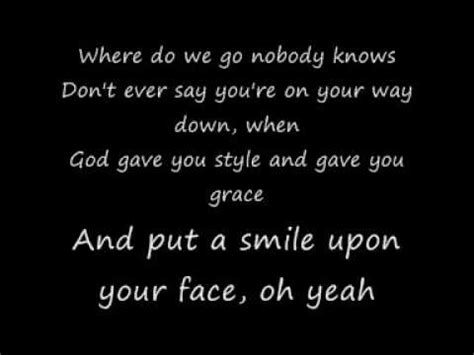 coldplay god put a smile upon your face lyrics coldplay god put a smile upon your face lyrics youtube