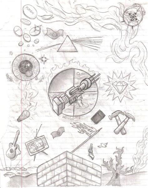 album sketch pink floyd album and song by firesapphire on deviantart