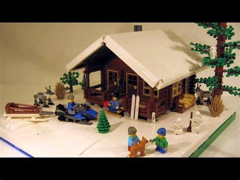 lego log cabin lego cuusoo log cabin two seasons