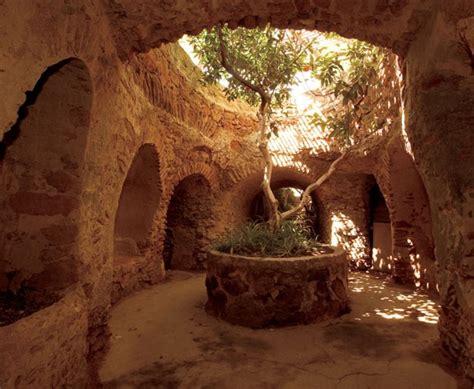 Underground Patio by Travel California Treasures Ladylux