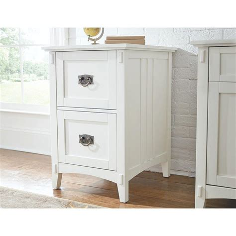 Home Decorators Cabinets by Home Decorators Collection Artisan White File Cabinet