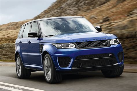 land rover sport 2015 2015 range rover sport svr images pictures and videos