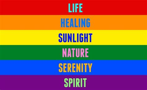 lgbt meaning of the color of the rainbow pride flag creator gilbert baker on the rainbow s real