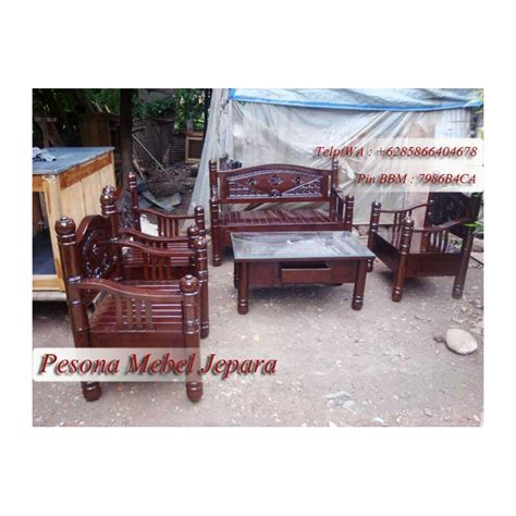 Kursi Bambu Ruang Tamu kursi tamu minimalis bambu
