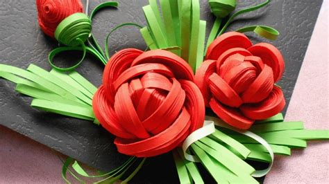 how to make beautiful quilled diy tutorial