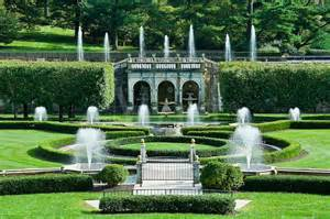 longwood gardens pa places