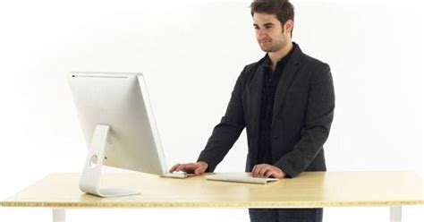 Standing Desks Are A Load Of Rubbish Says Research Standing Desk Research