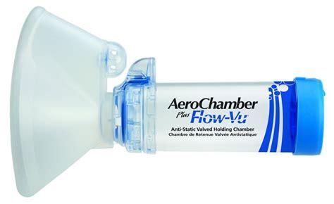 Alat Asma Inhaler jual aerochamber spacer alat terapi asma 5 dewasa large