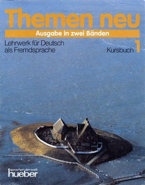 themen aktuell 1 kursbuch themen neu 1 kursbuch