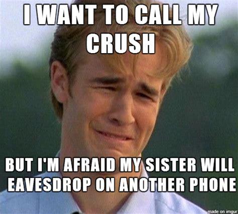 Funny Sibling Memes - growing up with older siblings meme guy
