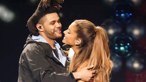 pete davidson song lyrics the weeknd shades ariana grande and pete davidson