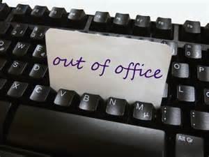 les meilleurs messages d absence au bureau m 233 tropolitaine