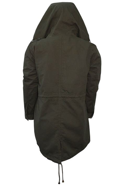 Hooded Fishtail Jacket womens lightweight fishtail summer hooded jacket soft