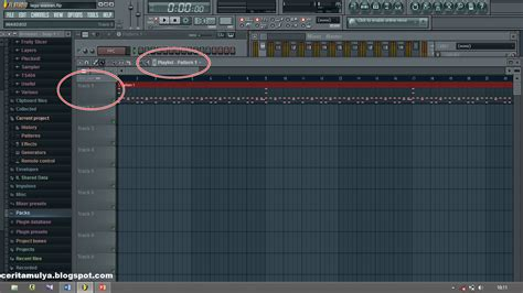 tutorial drum mp3 tutorial cara membuat ketukan drum di fl studio ceritamulya